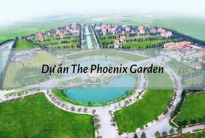 Dự án The Phoenix Garden