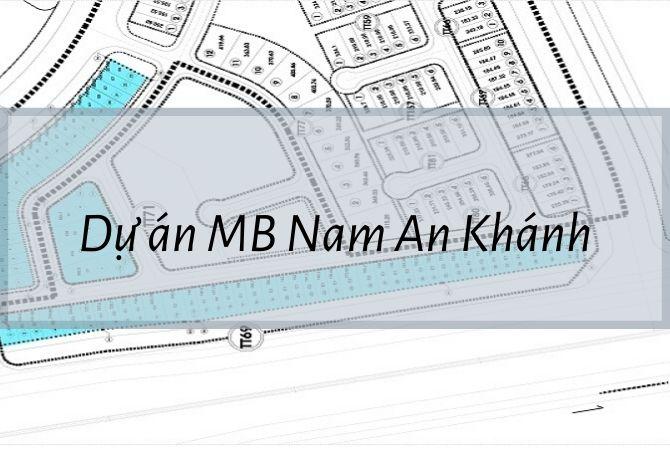 Dự án MB Nam An Khánh Sudico – TT69, TT70, TT71