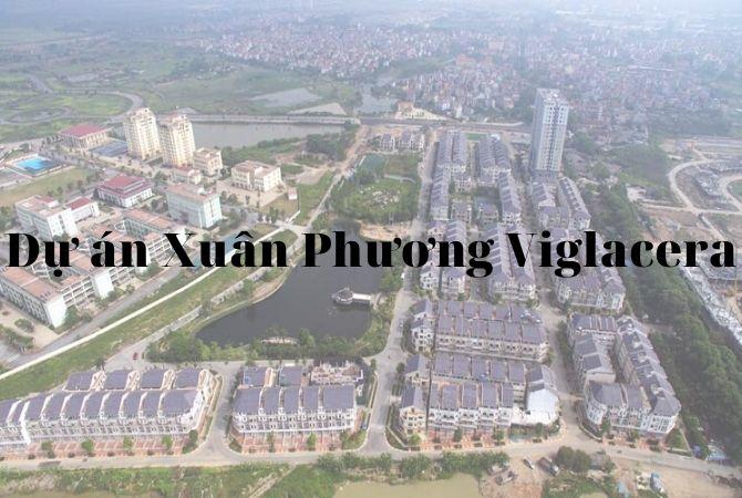 Dự án Xuân Phương Viglacera – Nam An Khánh Sudico