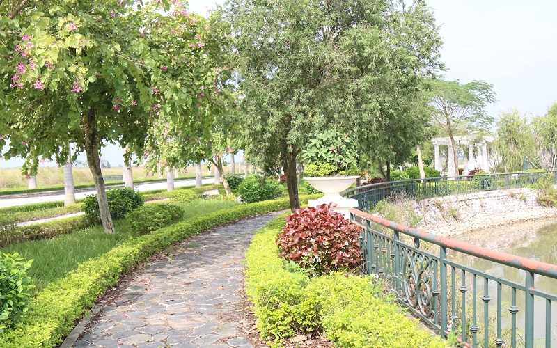 Tiện ích khu đô thị Vườn Cam Vinapol