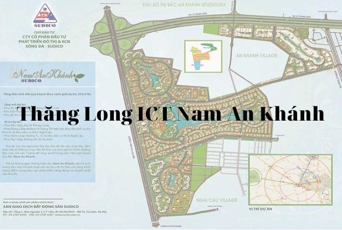 Dự án Nam An Khánh – Thăng Long ICT