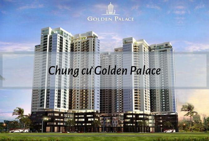 Tổng thể dự án dự án Chung cư Golden Palace Lê Văn Lương (C3 Lê Văn Lương)