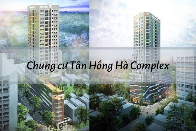 Tổng thể dự án Chung cư Tân Hồng Hà Complex – Nam An Khánh Sudico